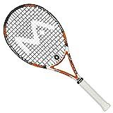 Mantis TSR502G3 265 CS III - Raqueta de Tenis (68,5 cm), Color Blanco y Naranja