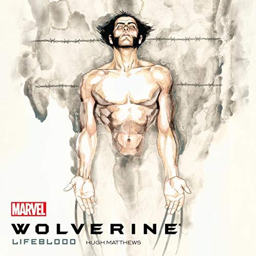 Wolverine: Lifeblood cover art