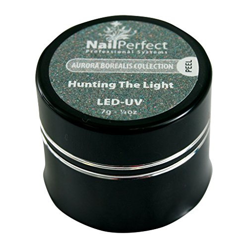 Nail Perfect - NP GP LED/UV Hunting The Light - Aurora Borealis Collection Gel U. V / LED Coloré