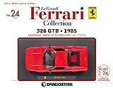 レ グランディ フェラーリ 24号 (328 GTB 1985) 分冊百科 (モデル付) (レ グランディ フェラーリ コレクション)