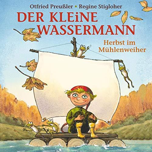 Der kleine Wassermann - Herbst im Mühlenweiher Titelbild