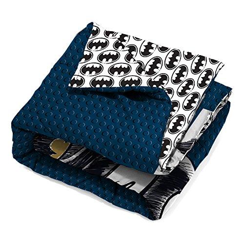 LEGO Batman Movie Sketchy Comforter, Twin