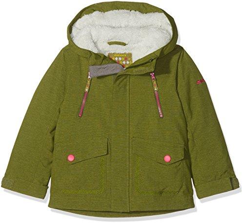 Ziener Kinder ABUDO Jacket ski Skijacke, warm Olive Rib, 164
