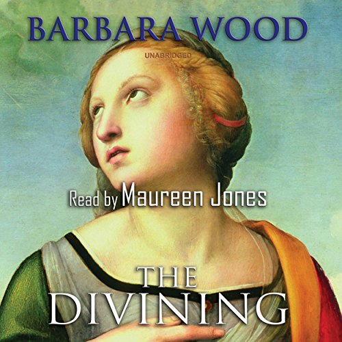 The Divining audiobook cover art