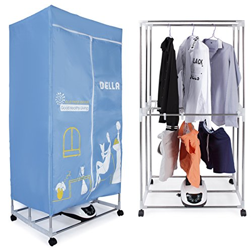 Della Compact Clothes Drying Rack