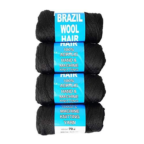 hair yarn Arkansas