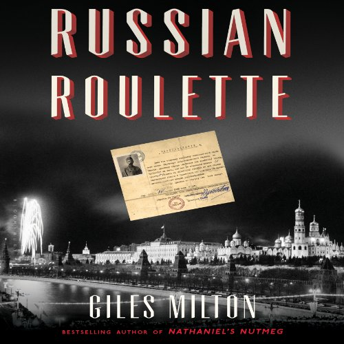 Russian Roulette audiobook cover art