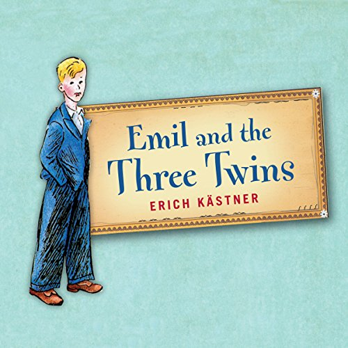 Emil and the Three Twins cover art