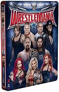 WWE: WrestleMania 32 Steelbook
