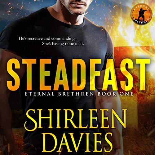 『Steadfast』のカバーアート
