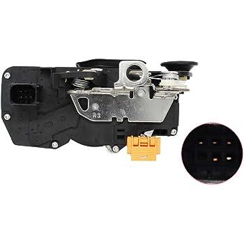 Amazon Com Oem New Door Lock Latch Actuator Rear Left Driver Silverado Sierra 25876397 Automotive
