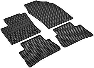 Gummi Fußmatten Automatten fahrzeugspezifisch AZUGA AZ10092441 Gummimatten