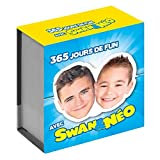 Mini calendrier - 365 jours de fun avec Swan et Néo