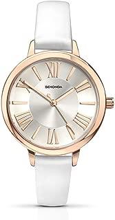 Sekonda Women's SK2327 Year-Round Analog Quartz White Watch
