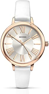 Sekonda Women's SK2327 Year-Round Analog Quartz White Watch