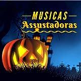 Musicas Assustadoras - Canções Infantil Halloween, Sons de Lobo Uivando, Bruxa Rindo