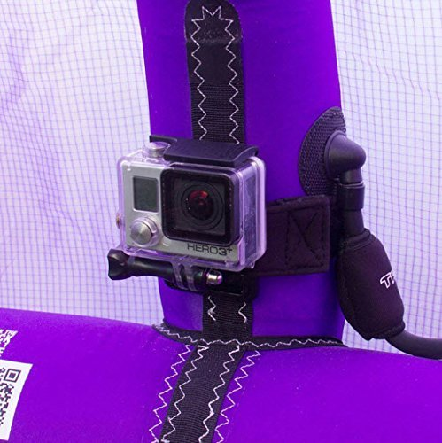 Kite Surfing Strut Mount for GoPro Hero 8 7 6 5 Black Action Cameras - Perfect for Kiteboarding