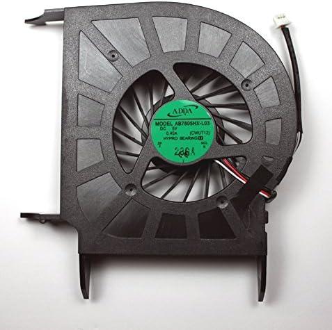 wangpeng New CPU Cooling Fan for Pavilion D trend rank Manufacturer OFFicial shop DV6Z HP DV6 DV6-1000