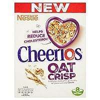 Nestle Cheerios Oat Crisp Cereal 350g - (Nestle) チーリオスのオート麦さわやかな穀物350グラム [並行輸入品]