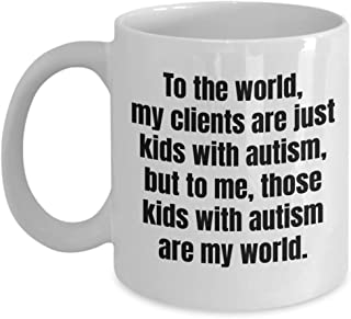 OTs Coffee Mug OT SLP Paraprofessional ABA Autism Therapist Coffee Mug Gift Idea