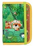 okiedog wildpack Pasaporte Funda para niños, TIGER orange (Naranja) - 80313