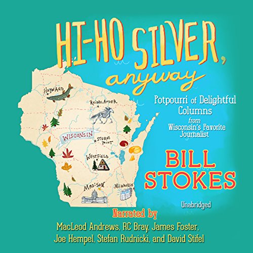 Hi-Ho Silver, Anyway audiobook cover art