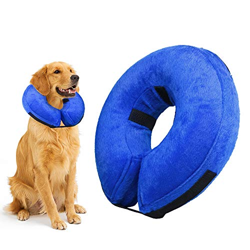 YFFSUN Protective Inflatable Collar for Dogs and...