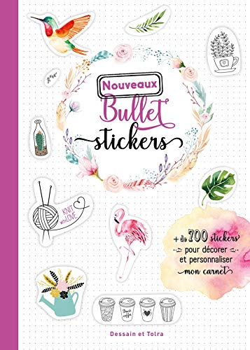 Nouveaux Bullet stickers