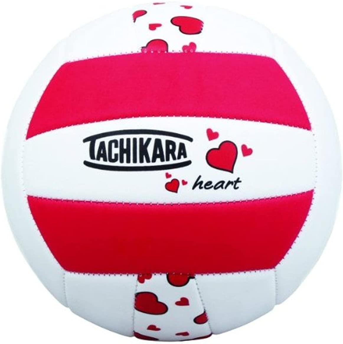 Tachikara Sof-Tec Heart Al sold out. Cash special price Indoor Outdoor Black Volleyball Red Whi