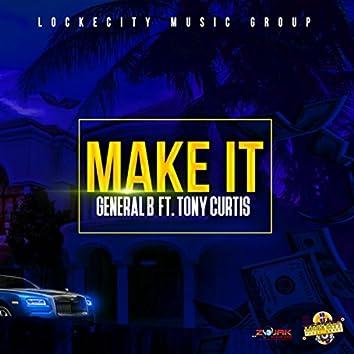 Make It (feat. Tony Curtis) - Single