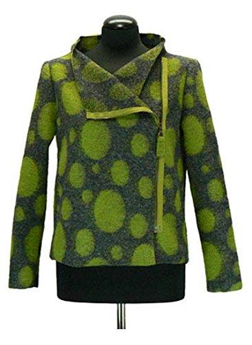Schnittquelle Damen-Schnittmuster: Jacke Saas-Fee (Gr.40) - Einzelgrößenschnittmuster verfügbar von 36 - 52