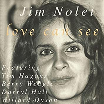 Love Can See (feat. Tim Hagans, Berry Wedgle, Darryl Hall & Willard Dyson)