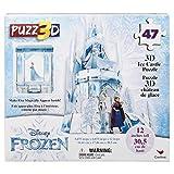 Cardinal Disney Frozen 2 Puzz 3D 47-Piece Plastic Hologram Puzzle