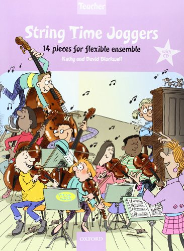 String Time Joggers: 14 pieces for flexible ensemble: Teacher's Pack (String Time...