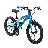 OLLO Premium Kinderfahrrad 16 Zoll (ab 4-5 Jahre) für Jungen & Mädchen (nur 6,6 kg) - blau