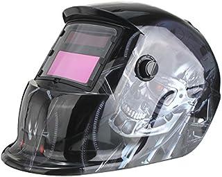 MASUNN Necron Solar Auto Oscurecimiento Arco Tig Mig Soldadura De Casco Soldador Máscara