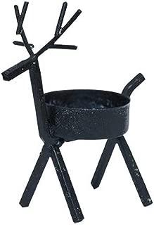 Country Crafts Reindeer Tealight Holder G46269
