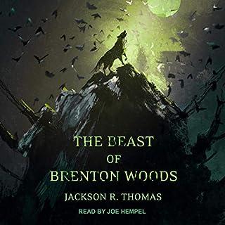 The Beast of Brenton Woods audiobook cover art