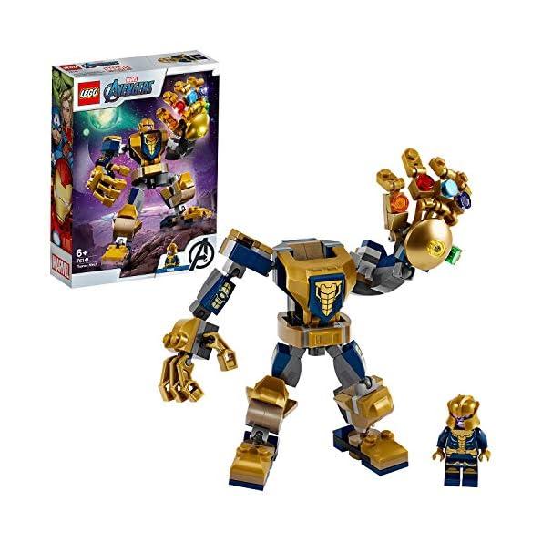 LEGO Super Heroes - Mech Thanos Marvel Avengers