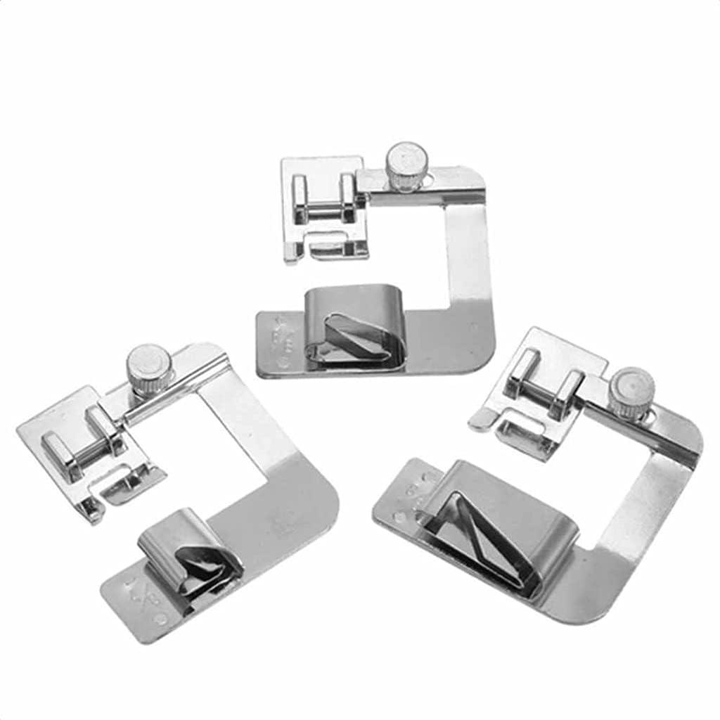 AEBDF 3PC 13 19 Regular dealer 22mm Domestic Foot Sewing Machine Presser Discount is also underway R