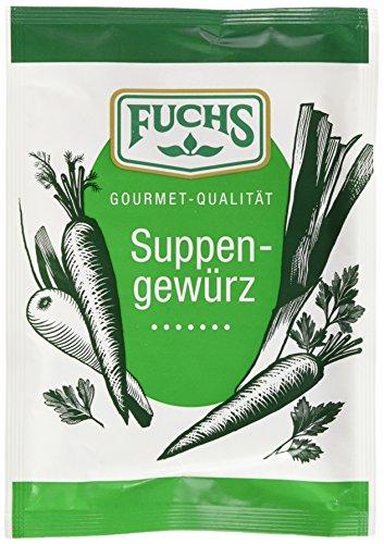 Fuchs Suppengewürz, 5er Pack (5 x 30 g)