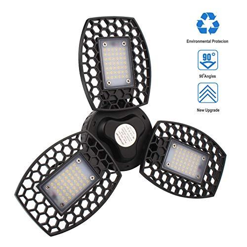 Jesus Love You klaverblad-lamp, opvouwbaar, LED, vervormbaar licht, hoge aansluiting, opslaglampen, multifunctioneel, hoekinstelling