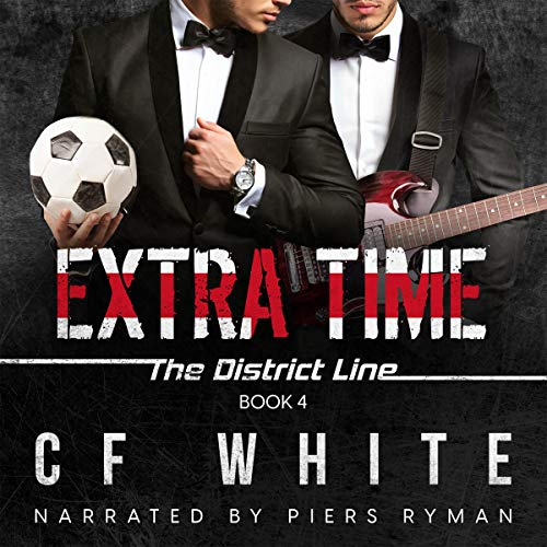 Extra Time Audiobook By C F White cover art