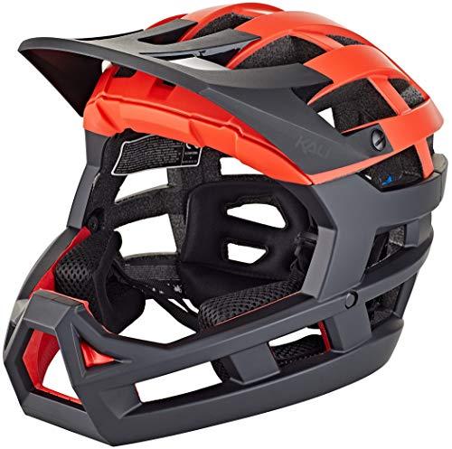 Kali Invader SLD Helm matt red/Black Kopfumfang 50-59cm 2020 Fahrradhelm