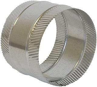 Speedi-Products FDSC-08 8-Inch Diameter Flex and Sheet Metal Duct Splice Connector Collar