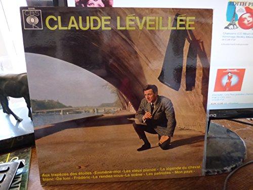 Claude Léveillée - aux trapèzes des étoiles - disque CBS 62446