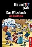 Die drei ??? Kids Das Witzebuch: Zum Schrottlachen - Markus Brinkmann
