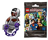 レゴ(LEGO) ミニフィギュア DCスーパーヒーローズ シリーズ サイボーグ│Classic Cyborg 【71026-9】