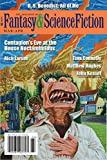 The Magazine of Fantasy & Science Fiction March/April 2019 (The Magazine of Fantasy & Science Fiction Book 136) (English Edition)