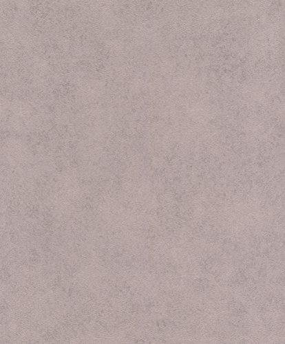 rasch Tapete 467192 aus der Kollektion Vincenza – Einfarbige Vliestapete in Lila – 10,05m x 53cm (L x B)